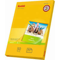 Original Kodak 180gsm A3 Photo Paper Paper - 50 Sheets (5740-550)