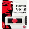 Original Kingston DataTraveler 106 64GB USB 3.0 Flash Drive (DT106/64GB)