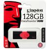 Original Kingston DataTraveler 106 128GB Black USB 3.0 Flash Drive (DT106/128GB)