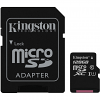 Original Kingston Canvas Select Class 10 128GB MicroSDXC Memory Card with SD Adaptor (SDCS/128GB)