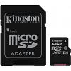Original Kingston Canvas Select Class 10 64GB MicroSDXC Memory Card with SD Adaptor (SDCS/64GB)