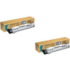 Original Konica Minolta 1710550-001 Black Twin Pack Toner Cartridges (1710550-001)
