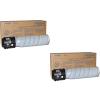 Original Konica Minolta TN116 Black Twin Pack Toner Cartridges (A1UC050)
