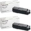 Original Kyocera TK-1170 Black Twin Pack Toner Cartridges (1T02S50NL0)