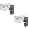 Original Kyocera TK-5230K Black Twin Pack Toner Cartridges (1T02R90NL0)