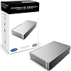 Original LaCie Porsche Design 9000479 5TB USB 3.0 Desktop External Hard Drive