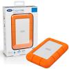 Original LaCie Rugged Mini 301556 500GB 2.5in USB 3.0 External Hard Drive