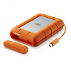 Original LaCie Rugged RAID 9000601 4TB (2 x HDD Supported) DAS Array Thunderbolt USB 3.0 External Hard Drive