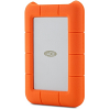 Original LaCie STEZ500400 Rugged Thunderbolt 500GB USB 3.0 External Solid State Drive