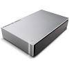 Original LaCie Porsche Design P9233 3TB Silver USB 3.0 External Hard Drive (STEW3000400)