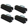 Original Lexmark 24B570 CMYK Multipack High Capacity Toner Cartridges (24B5700/ 24B5701/ 24B5702/ 24B5703)