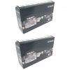 Original Lexmark 24B5807 Black Twin Pack Toner Cartridges (24B5807)