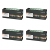 Original Lexmark 24B68 CMYK Multipack Toner Cartridges (24B6849/ 24B6846/ 24B6847/ 24B6848)