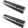 Original Lexmark 64G0H00 Black Twin Pack High Capacity Toner Cartridges (64G0H00)