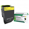 Original Lexmark 71B2HY0 Yellow High Capacity Toner Cartridge (71B2HY0)