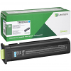 Original Lexmark 73B20C0 Cyan Toner Cartridge (73B20C0)