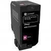 Original Lexmark 74C2HM0 Magenta Extra High Capacity Toner Cartridge (74C2HME)