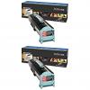 Original Lexmark W84020H Black Twin Pack Toner Cartridges (W84020H)