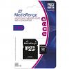 Original Mediarange Class 10 8GB microSDHC Memory Card + SD Adapter (MR957)