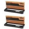 Original OKI 09005591 Black Twin Pack Ink Ribbons (09005591)