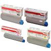 Original OKI 4647110 CMYK Multipack Toner Cartridges (46471104/ 46471103/ 46471102/ 46471101)