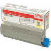 Original OKI 46471101 Yellow Toner Cartridge (46471101)