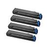 Original OKI 4650750 CMYK Multipack Toner Cartridges (46507508/ 46507507/ 46507506/ 46507505)