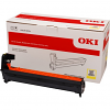 Original Oki 46484105 Yellow Image Drum Unit (46484105)