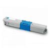 Original Oki 46490403 Cyan Toner Cartridge (46490403)