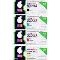 Value Compatible Oki 4650871 CMYK Multipack High Capacity Toner Cartridges (46508712/ 46508711/ 46508710/ 46508709)