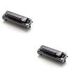 Original Olivetti B0415 Black Twin Pack Toner Cartridges (B0415)
