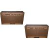 Original Olivetti B0439 Black Twin Pack Toner Cartridges (B0439 B0477)