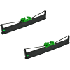 Original Olivetti B0606 Black Twin Pack Nylon Ribbons (B0606)