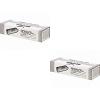 Original Olivetti B0609 Black Twin Pack Toner Cartridges (B0609)