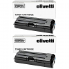 Original Olivetti B0983 Black Twin Pack Toner Cartridges (B0983)