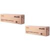 Original Olivetti B0990 Black Twin Pack Toner Cartridges (B0990)