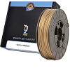 Premium Compatible PLA 2.85mm Bronze Gold 0.5kg 3D Filament (98-PLA-285GO1)