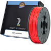 Premium Compatible PLA 2.85mm Red 0.5kg 3D Filament (98-PLA-285RD1)