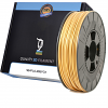 Compatible PLA 2.85mm Yellow Gold 0.5kg 3D Filament (98-PLA-285YG1)
