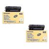 Original Panasonic UG-3350 Black Twin Pack Toner Cartridges