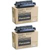 Original Panasonic UG3313 Black Twin Pack Toner Cartridges