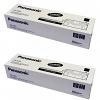 Original Panasonic UG3391 Black Twin Pack Toner Cartridges (UG3391)