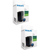 Original Philips PFA441 Black Twin Pack Ink Cartridges (PFA441)
