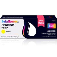 Premium Kyocera TK-895Y Yellow Toner Cartridge