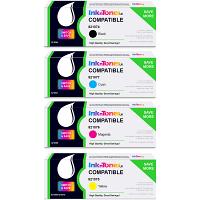 Value Compatible Ricoh 82109 CMYK Multipack Toner Cartridges (821094/ 821095 821075/ 821096/ 821097)