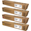 Original Ricoh 84192 CMYK Multipack High Capacity Toner Cartridges (841925/ 841928/ 841927/ 841926)