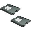 Original Ricoh GC21KH Black Twin Pack High Capacity Gel Ink Cartridges (405536)