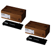 Original Ricoh Type 150 Black Twin Pack High Capacity Toner Cartridges (408010)