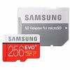 Original Samsung Evo Plus Class 10 256GB MicroSDXC Memory Card (MB-MC256GA/EU)