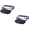 Original Samsung ML-2850A Black Twin Pack Toner Cartridges (SU646A)